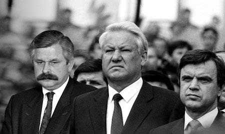 Ю. И. Мухин. Код Ельцина