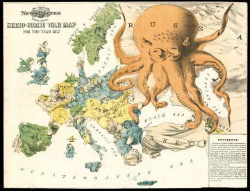 Коллективный запад: «Россия — это чудовище из морских глубин»
