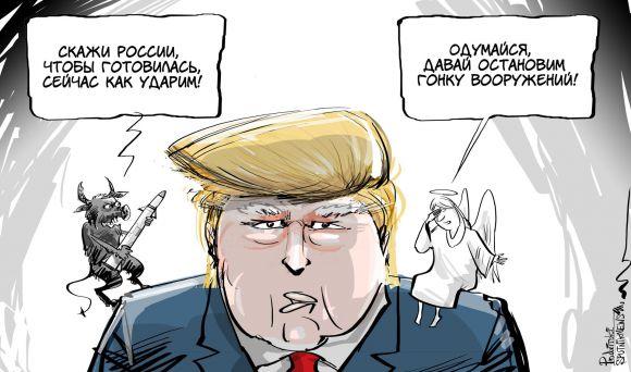 Президент США Дональд Трамп заявил, что никогда не говорил, когда именно Вашингтон нанесет удар по Сирии