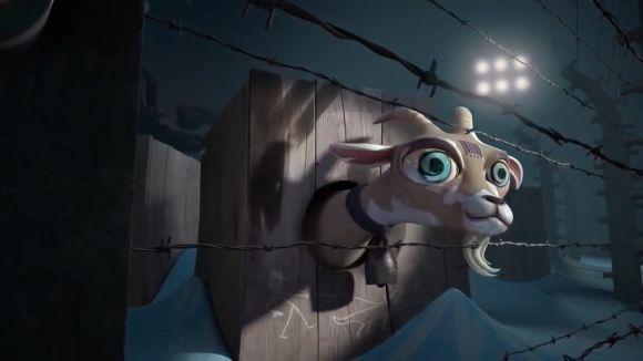 I, Pet Goat II (Козлик под гипнозом спирали)