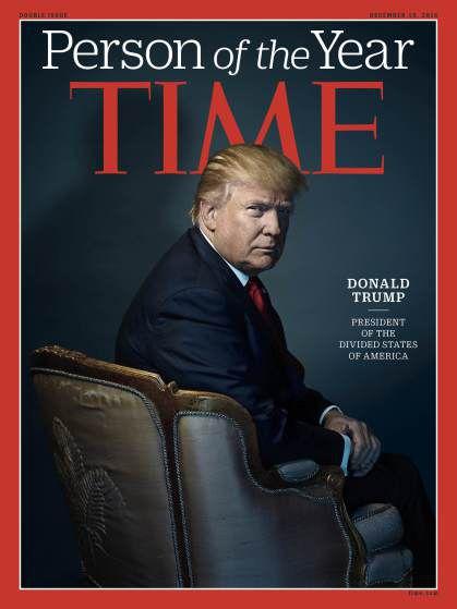 Дональд Трамп (Кресло-трон)