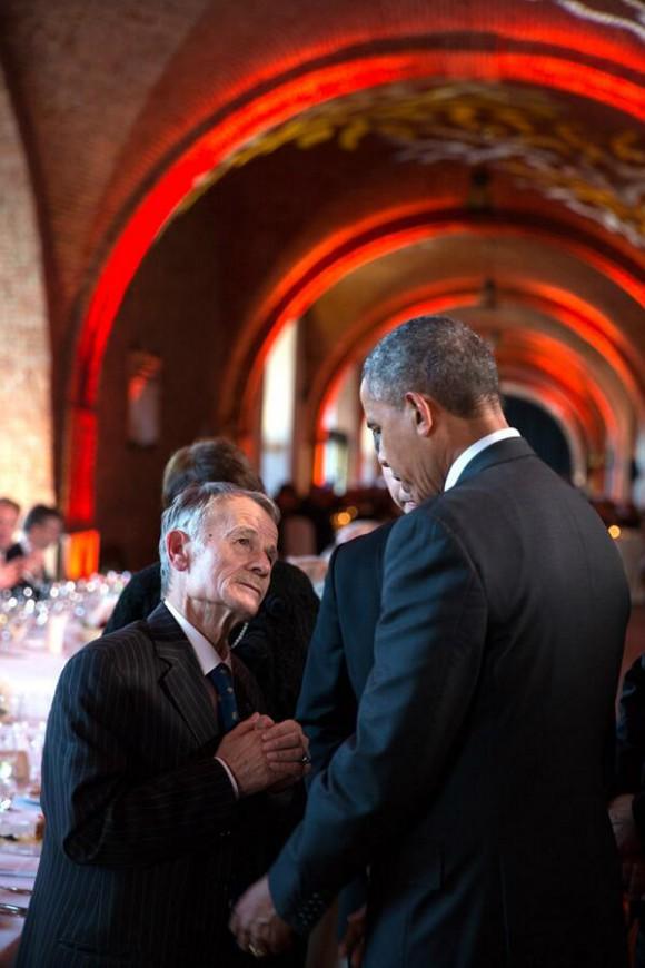 Джемилев просит у Обамы вернуть Крым Украине