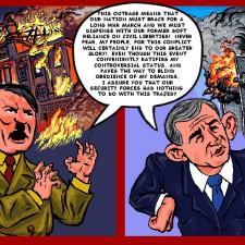 11 сентября и поджог Рейхстага