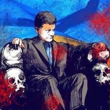 Порошенко — президент кровавой киевской хунты