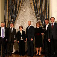 Визит лидеров российской «оппозиции» в посольство США