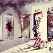 Сюрприз для американского агрессора