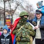 «Российский оккупант» в Крыму