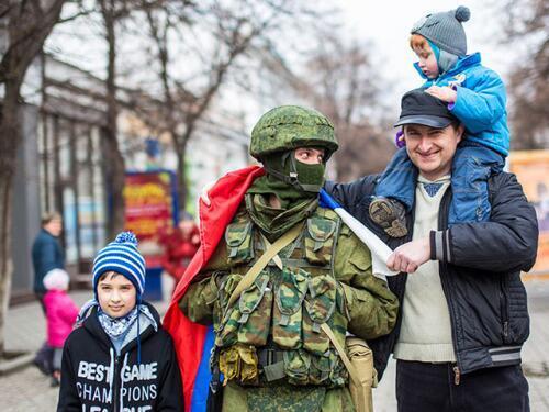 Крым для них пример