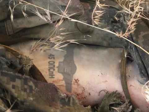 Цензор.НЕТ - 45 полк спецназначения ВДВ РФ воюет в Украине на стороне террористов (28 июля 2014г.)