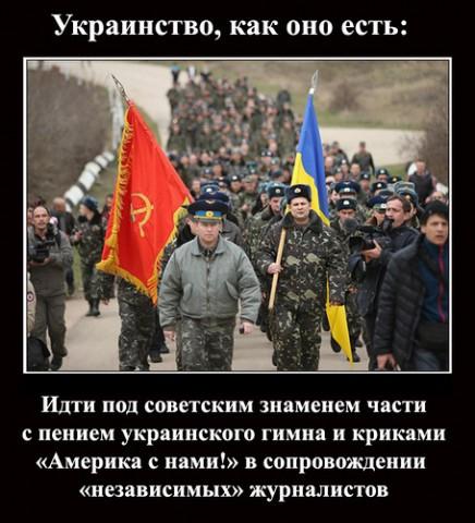 Украинство, как оно есть